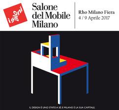 Feira do Móvel de Milão, de 4 a 9 de Abril