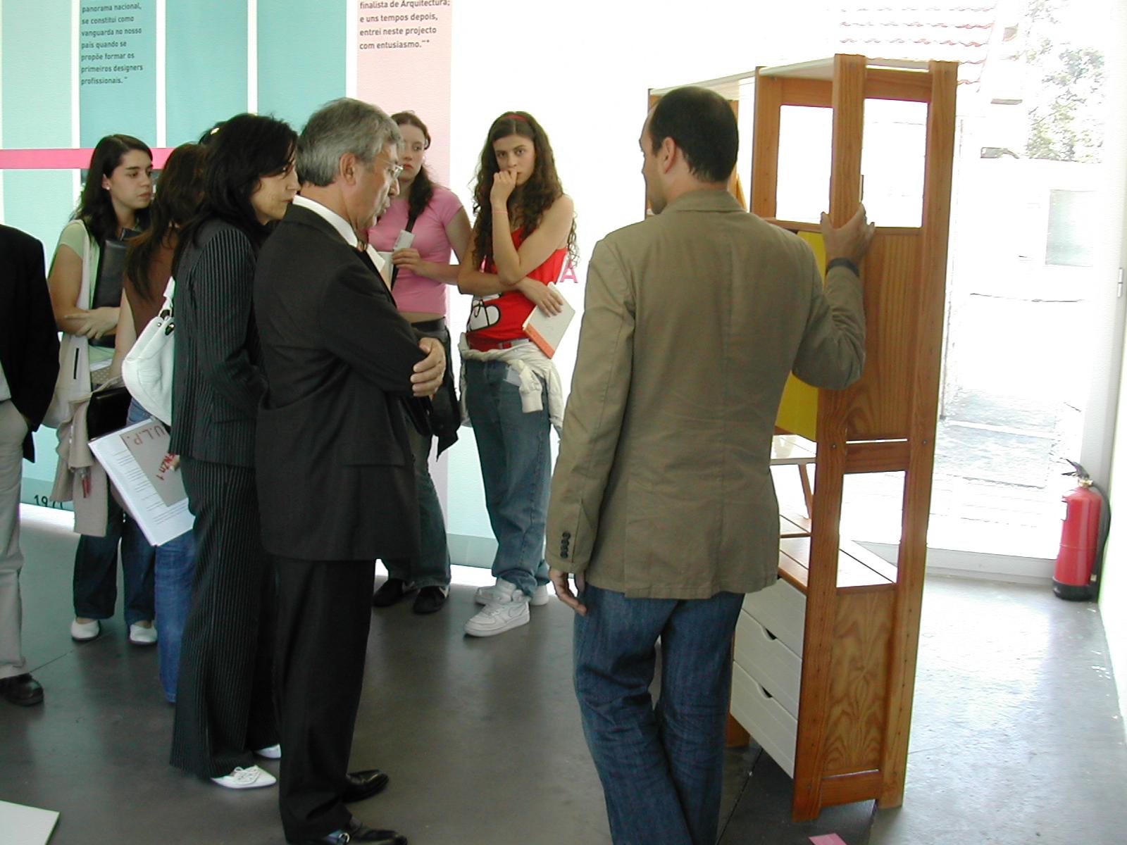 Exposição Dimensão, Porto