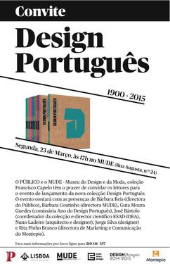 Coleção Design Português no Jornal Público