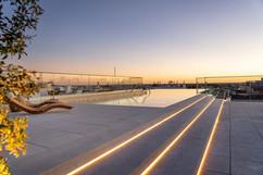 O Hotel 3HB Faro abre no próximo 17 de junho decorado com mobiliário Unopiù.