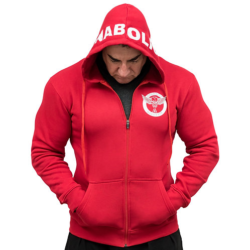 Ultimate V-Taper Zip Hoody