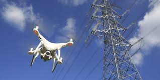 drone inspection power lines
