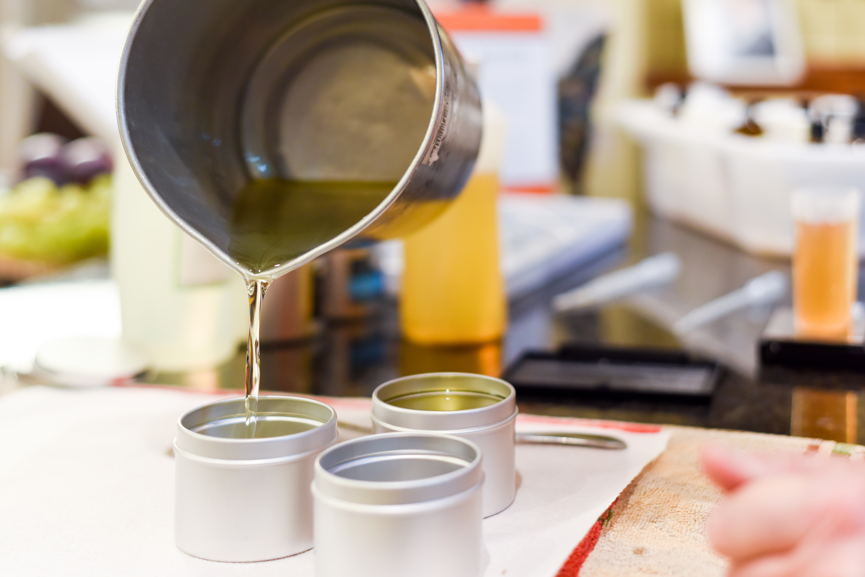 Candle Making Workshop & Brunch