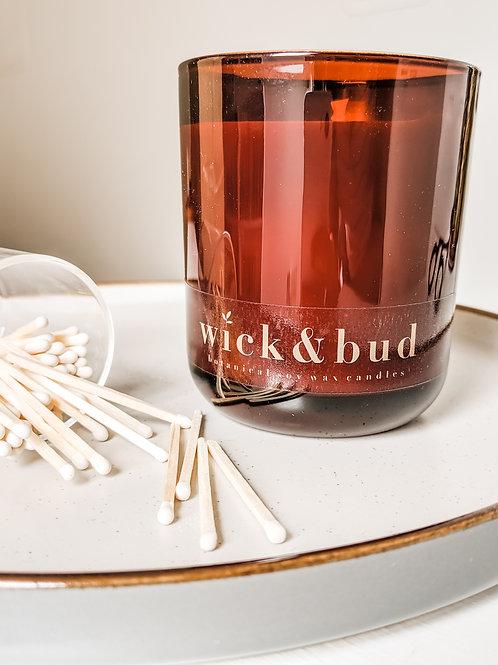 Sandlewood & Patchouli Candle