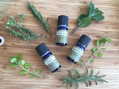 26.08.20 Evening Aromatherapy for stress workshop
