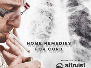 HOME REMEDIES FOR COPD