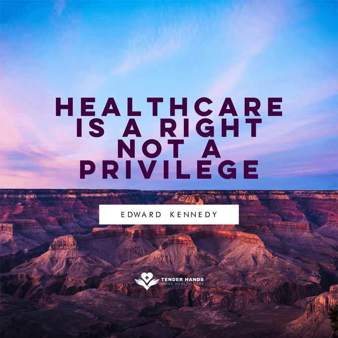 HEALTHCARE IS NOT A PRIVILEGE