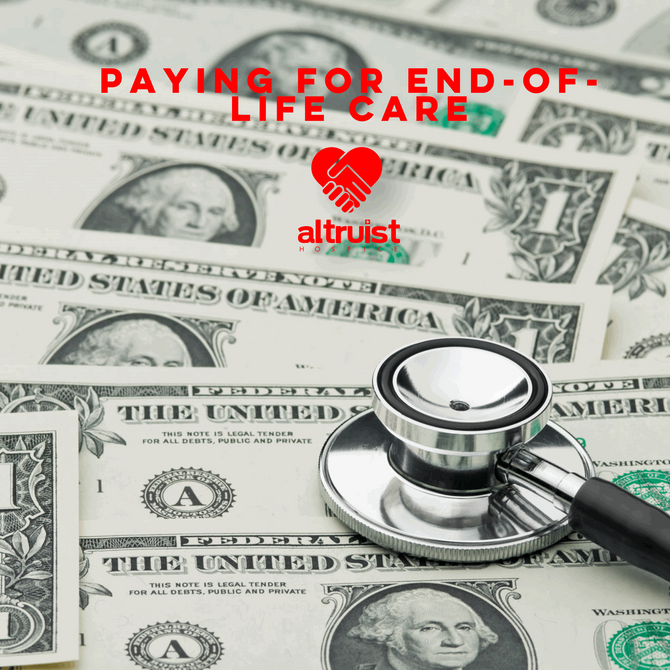 PAYING FOR END-OF-LIFE CARE
