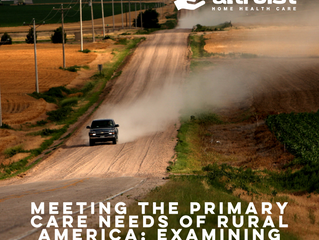 MEETING THE PRIMARY CARE NEEDS OF RURAL AMERICA: EXAMINING THE ROLE OF NON-PHYSICIAN PROVIDERS