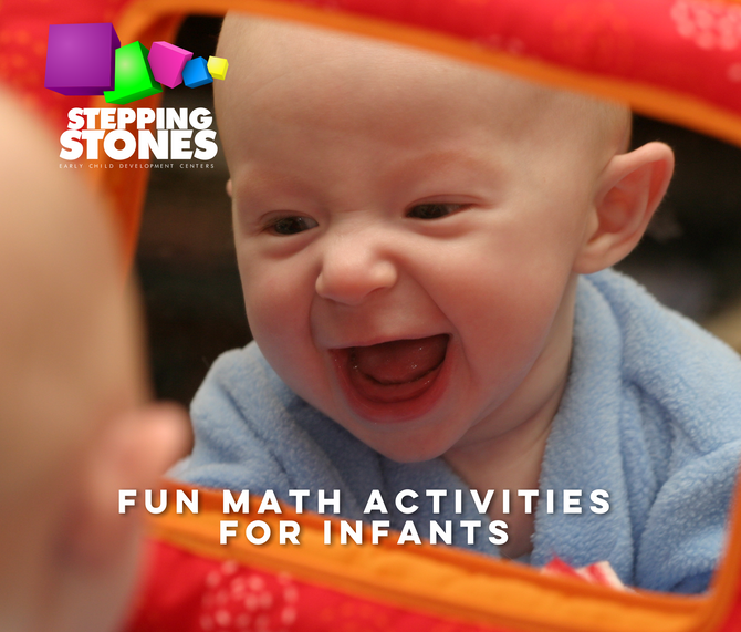 FUN MATH ACTIVITIES FOR INFANTS