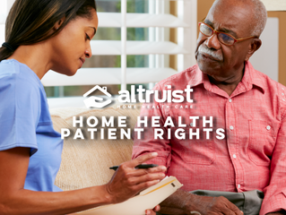 HOME HEALTH PATIENT RIGHTS