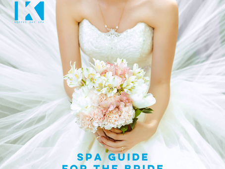 A SPA GUIDE FOR THE BRIDE