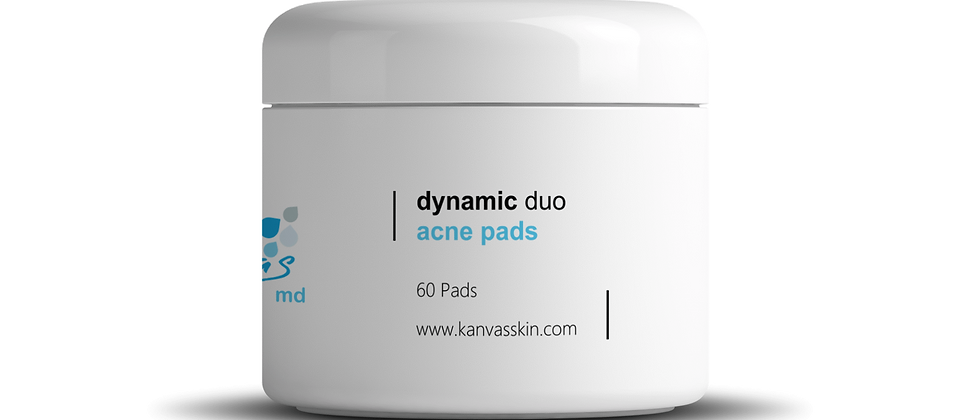DYNAMIC DUO ACNE PADS