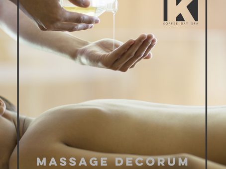 MASSAGE DECORUM