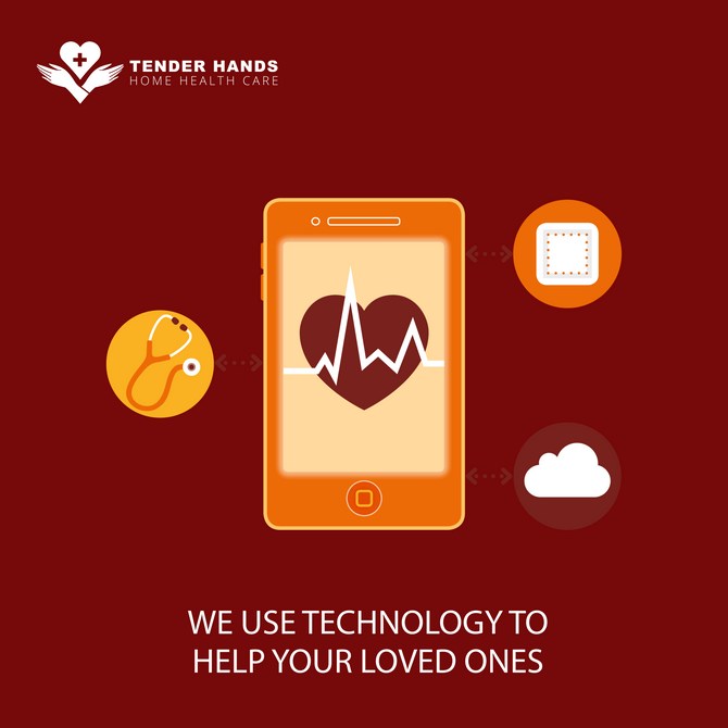 WE USE TECHNOLOGY TO HELP YOUR LOVED ONES