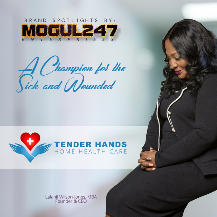 SPOTLIGHT ON TENDER HANDS HOME HEALTH CARE