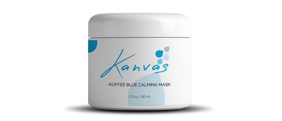 KOFFEE BLUE CALMING MASK
