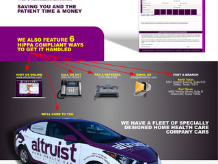 WHY SHOULD YOU CHOOSE ALTRUIST HOME HEALTH CARE?