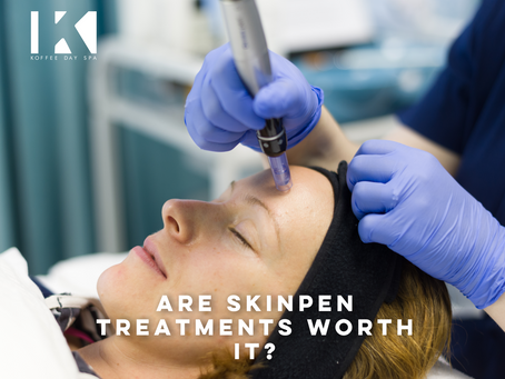 ARE SKINPEN TREATMENTS WORTH IT?