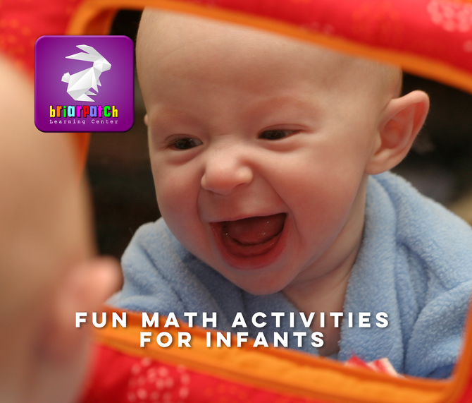 FUN MATH ACTIVITIES FOR INFANTS