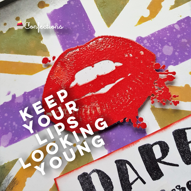 KEEP YOUR LIPS LOOKING YOUNG