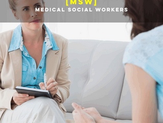 ALTRUIST IS LOOKING FOR MEDICAL SOCIAL WORKERS [MSW]