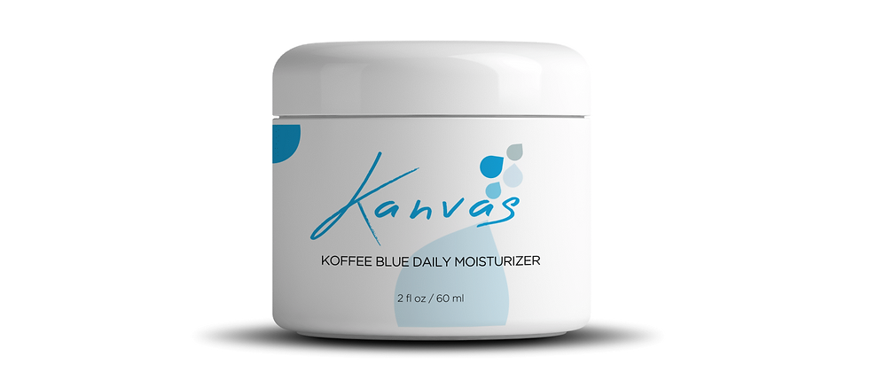 KOFFEE BLUE DAILY MOISTURIZER