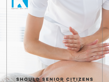 SHOULD SENIOR CITIZENS GET A MASSAGE?