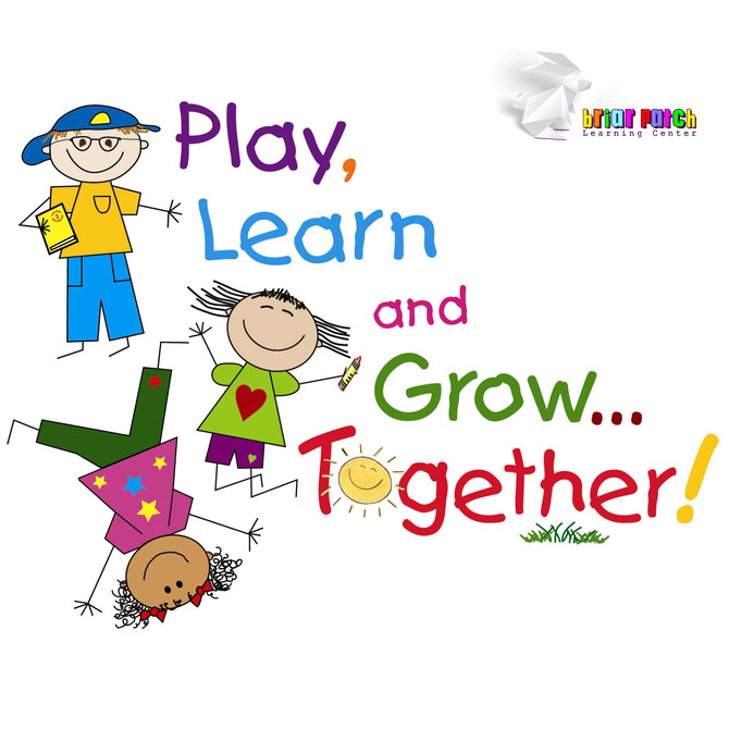LET'S LEARN, PLAY & GROW TOGETHER
