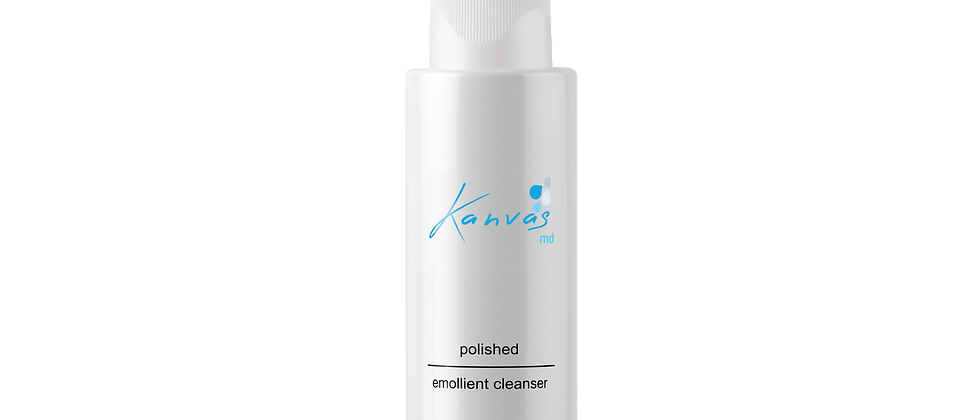POLISHED EMOLLIENT CLEANSER