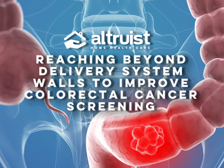 REACHING BEYOND DELIVERY SYSTEM WALLS TO IMPROVE COLORECTAL CANCER SCREENING