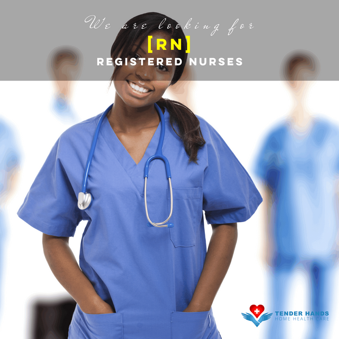 WE ARE LOOKING FOR REGISTERED NURSES [RN]