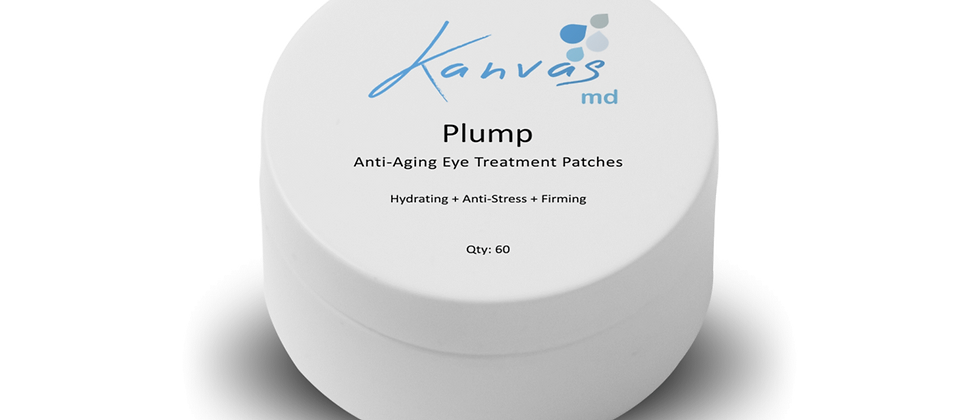 PLUMP ANTI-AGING EYE TREATMENT PATCHES