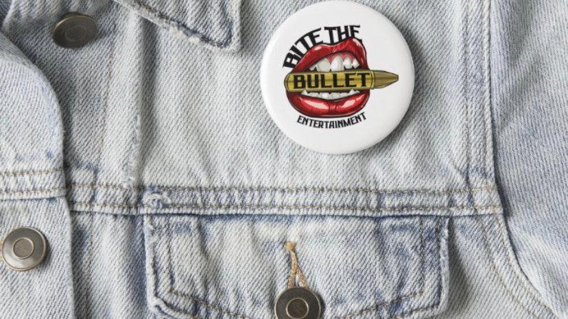 Medium Round Button Pin