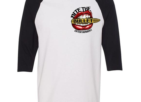"""""""Bite The Bullet"""" 3/4 Sleeve Shirt"""