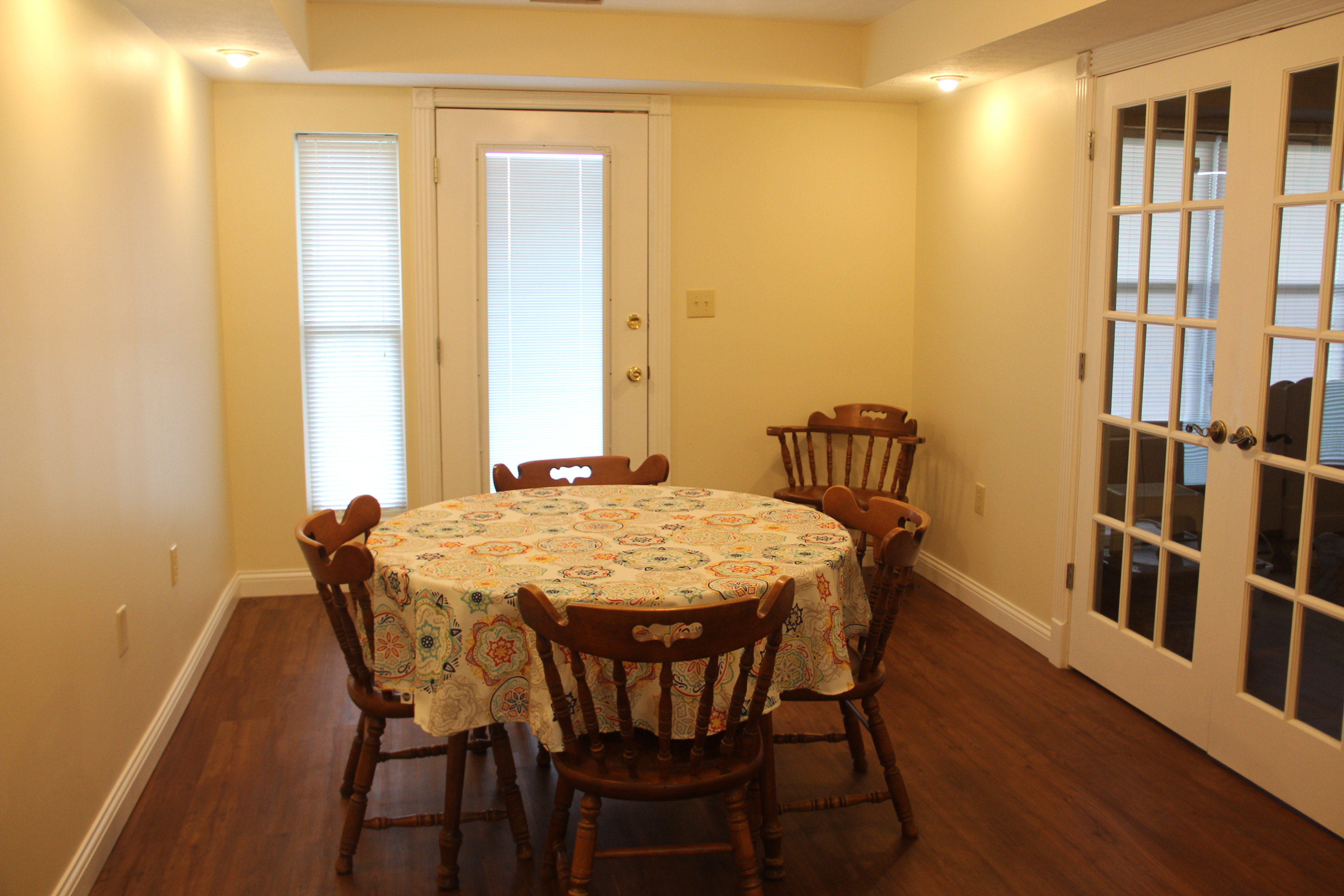 Lower Level Dining Room