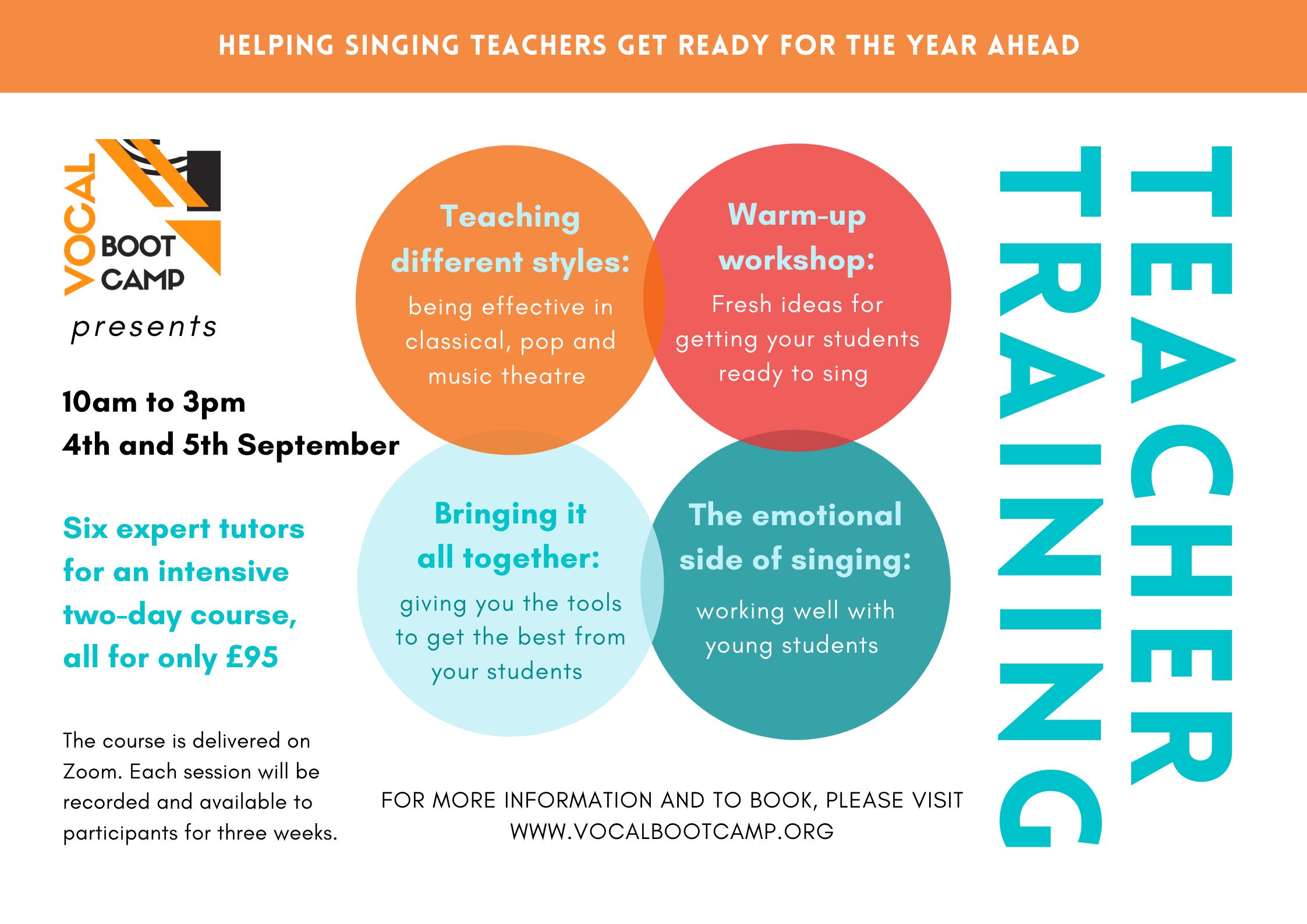 VBC: TEACHER TRAINING