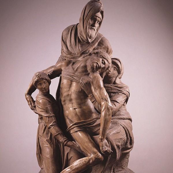 Pietà, Michelangelo