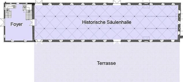 Marstallsaal Pertestenstein