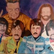 Me. Jesus and The Beatles