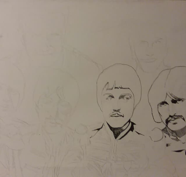 Me, Jesus and The Beatles