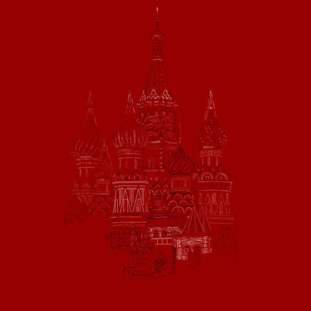 Red Square - St. Basil's