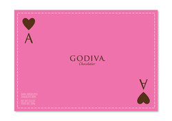 Godiva Valentine's Packaging