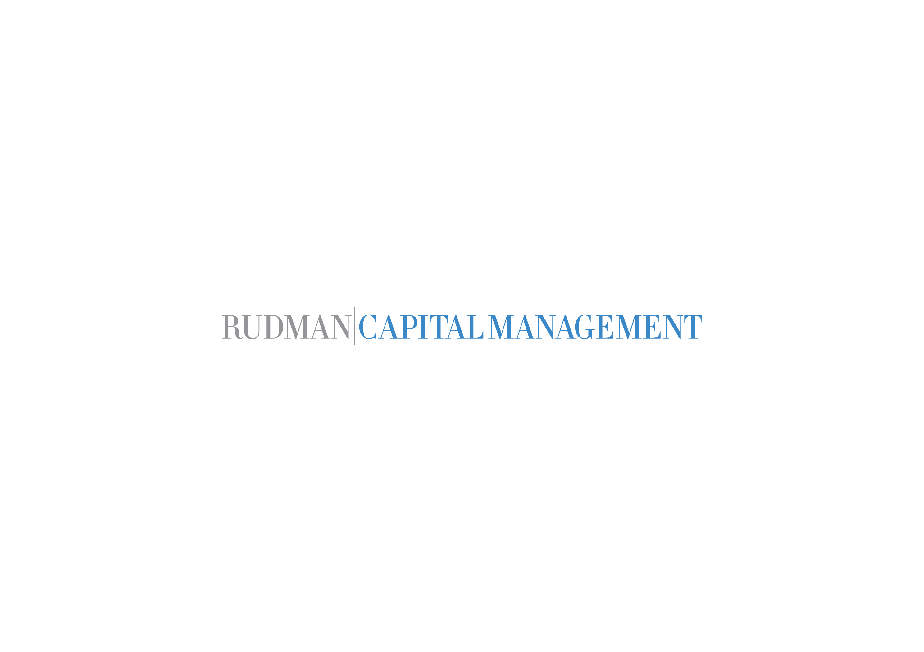 Rudman Capital Management Brand I.D.