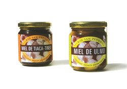 Miel De Ulmo Packaging