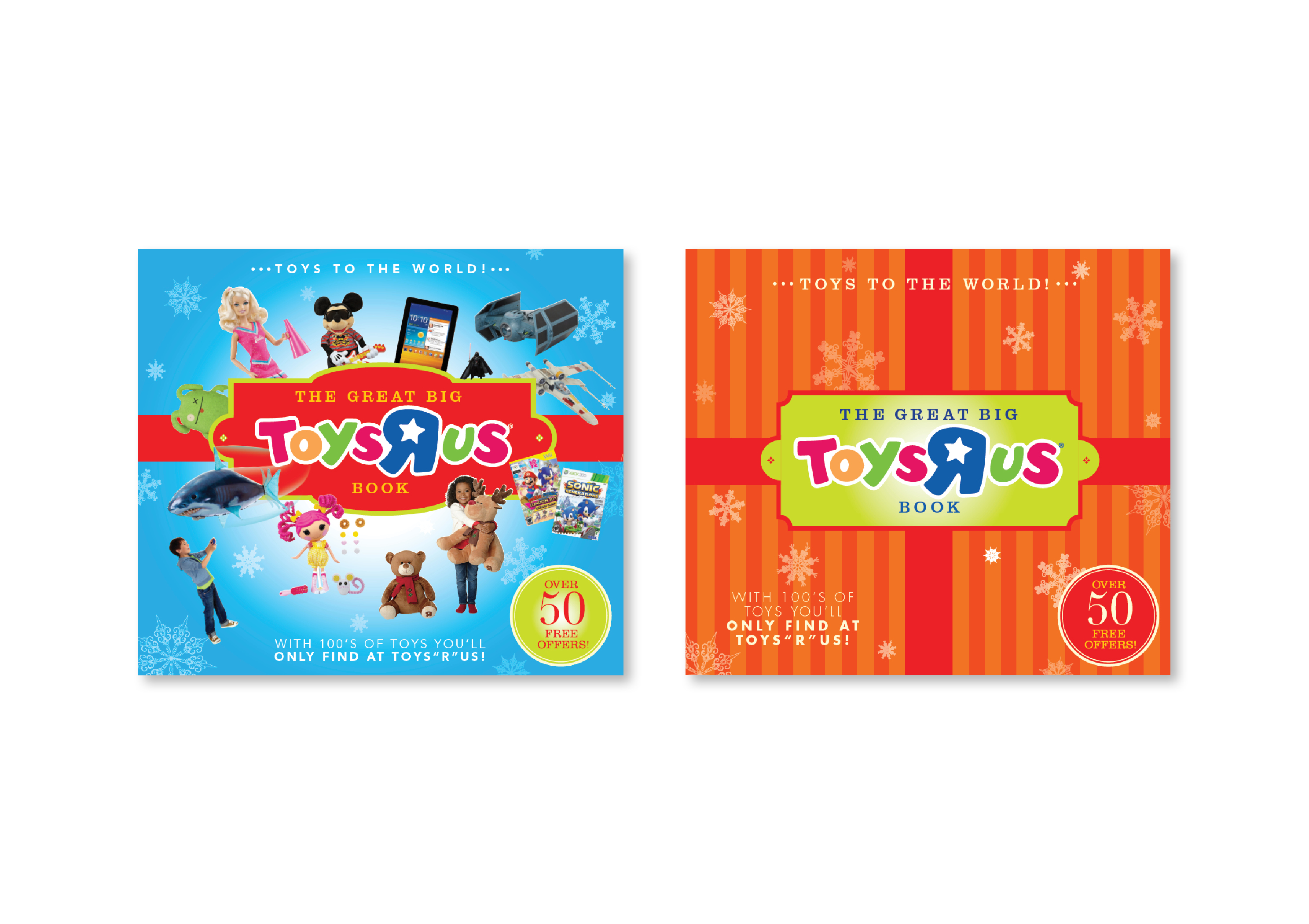 Toys'R'Us Product Catalogue