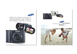 Samsung Advertising Campaign