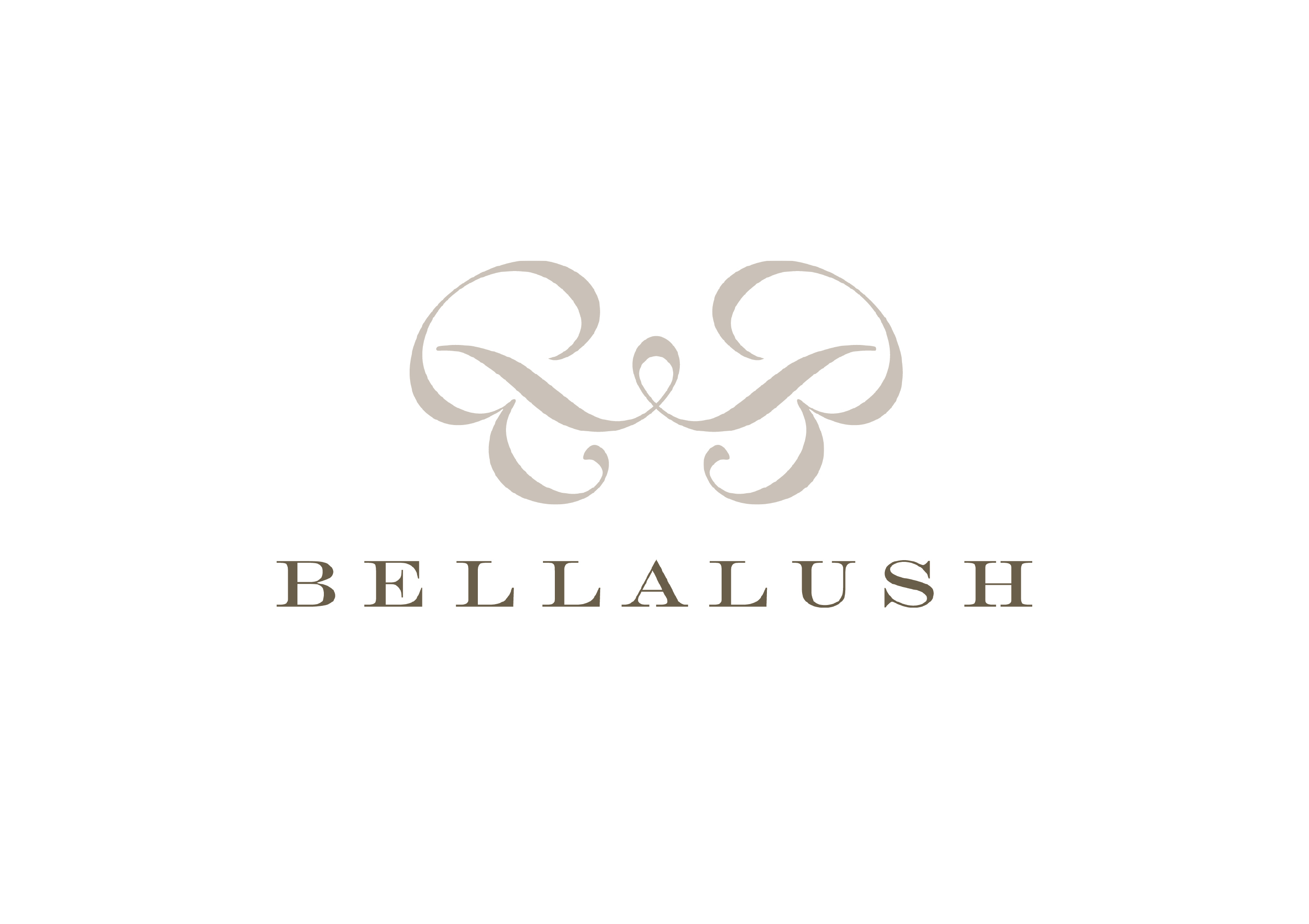Blellalush Brand Identity
