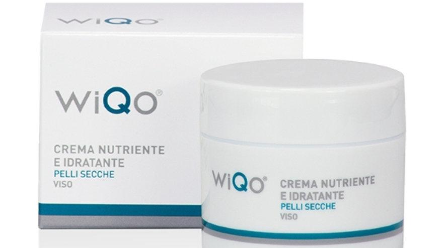 WiQo 保湿ナリシングクリーム(ワイコ 保湿クリーム)
