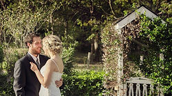 romantic and memroable weddings on tamborine